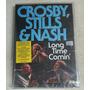 Dvd Crosby ;stills &nash Long Time Comin