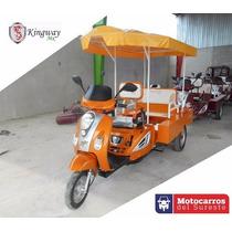 Motocarro Kingway Mx 110cc Carga Y Pasajeros Oferta Buen Fin