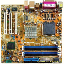 Placa Mãe 775 Is-85 Abit 2ddr1 3pci Agp Nova Sem Uso !