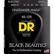 Dr Strings Cuerdas Negras Bellezas - Camas Vida Negro Revest