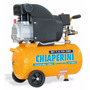 Compressor De Ar 7.6/24 - 2hp 127v Chiaperini