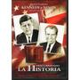 Dvd Original Grandes Presidentes Kennedy Y Nixon History Cha
