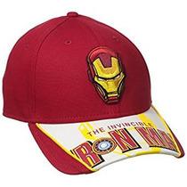 Gorra Iron Man 9 Forty New Era Importada