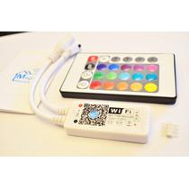 Controladora Rgb Wifi Rgb Ctrl Remoto App Celular Placa Wifi