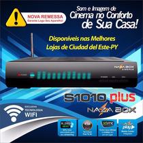 Lançamento Nazabox S1010 Plus Tecnologia Acm Envio Imediato!