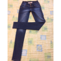 Jeans Britos Súper Skinny Push Up T-26 Stretch Nuevo Origina