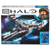 Halo Mega Bloks Booster Frame Nave Spartan Fred 104 Legends