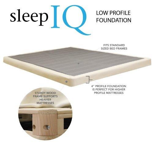 Dormir Bajo Iq   Perfil Somier 4 Pulgadas Gran Para La Espu