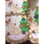 Juegos De Baño En Foami De Navidad