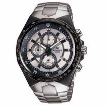 Relógio Casio Edifice Cronógrafo Ef-534d-7avdf + Brinde!
