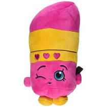 Shopkins Lippy Lips Plush Peluche Super Lindo 8 Pulgadas