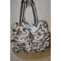 Bolso Cartera Roxy Original