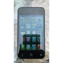 Ipod Touch 4g 8gb Negro En Excelentes Condiciones Oferta
