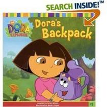 Mochila Dora La Exploradora Dora Mochila Libro