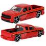 Picape Pick-up Chevy Silverado Hotwheels 2015 Lacrada