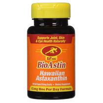 Astaxanthin Hawaiana 12 Mg 50 Capsulas De Gel - Oferta