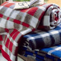 Cobertor Casal Guaratinguetá Boa Noite 1,80x2,20 Xadrez