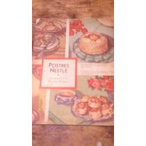 Revista Antigua Postres Nestlé