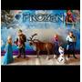 Set De Figuras De Frozen