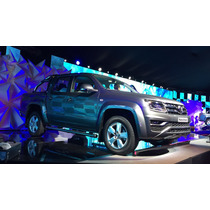 Volkswagen Amarok Nueva Highline 4x4 Tdi Automatica 2017 0km