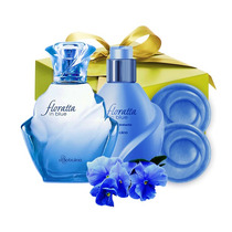 Floratta In Blue O Boticário - Kit Presente