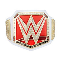Coleccionable Wwe Wrestling 2016 Mattel Mujer Blanco Campeo