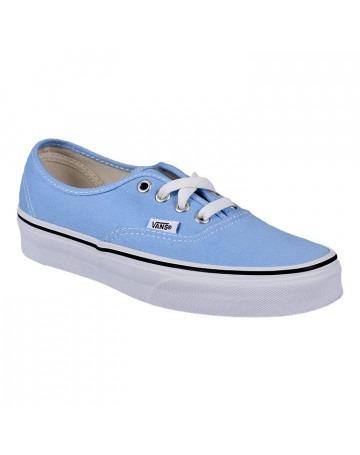 8828150c0 Tenis Vans Authentic Azul Bebe Usado 1 Vez - R  150