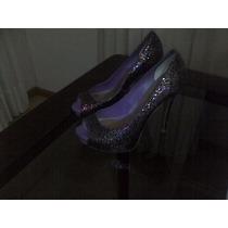 Lindo Sapato N. 36 - Marca: Lillys Closet - Novo
