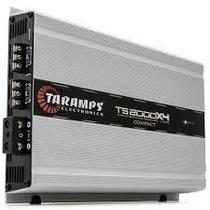 Módulo Amplificador Taramps Ts 2000x4 - 4 Canais - 2000wrms