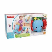 Elefante Primeros Pasos 3 En 1 Fisher Price Mattel Musical