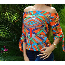 Blusas Para Dama Ohlala Diseño Exclusivo
