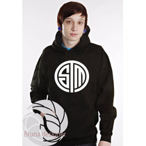Blusa Moletom League Of Legends Tsm Counter Strike