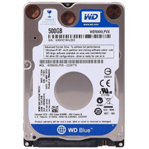 Hd Notebook 500gb Western Digital Sata 3