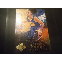 2014-15 Panini Court Kings #66 Stephen Curry Warriors