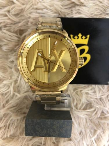 8e5b9ab144f08 Relógio Armani Exchange Ax1363 Original C  Garantia S  Caixa - R  749,99 em  Mercado Livre