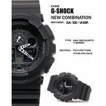 Relogio Casio G-shock Ga100 Ga-100 Original P R O M O Ç Ã O