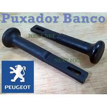 Puxador Banco Traseiro Original Peugeot 206 207 307 -7ge