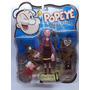 Popeye The Sailorman Figura Olivia Oyl Con Swee