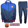 Conjunto Agasalho Barcelona 2016 (jaqueta E Calça) + Frete