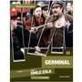 Germinal Dvd Filme + Livro De Comentarios Emile Zola Depardi