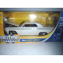 Carro De Coleccion Bigtime Kustoms 1964 Chevy Impala1/24