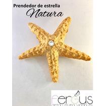Prendedor Estrella De Mar Artificial X Docena