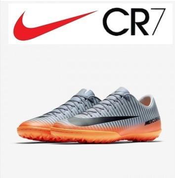Zapatillas Nike Mercurial Victory Cr7 Turf Nuevas Originales - S  400 584243b21b7f0