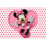 Painel Decorativo Festa Infantil Disney Minnie Mouse (mod1)