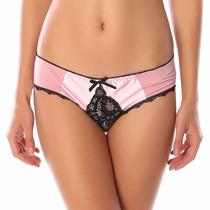 Set De 3 Bikini En Encaje Con Lycra Lencería Sexy 12311