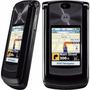 Motorola V9 Preto Luxo Nacional, Com Cartão De Memória 2gb