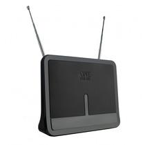 Antena Interna Amplificada 42db Tv Dig / Uhf Vhf Fm Sv9424