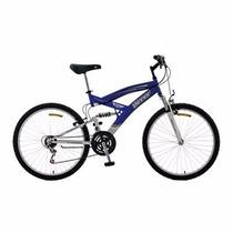 Bicicleta Rodado 26 Zeta Doble Suspension C/ Cambios Oferta