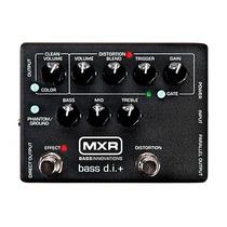 Pedal De Efecto Dunlop Mxr Bass D.i. M80