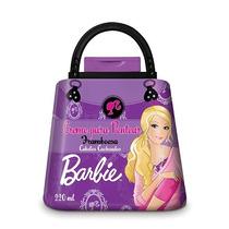 Creme De Pentear Biotropic Barbie Bolsa Framboesa